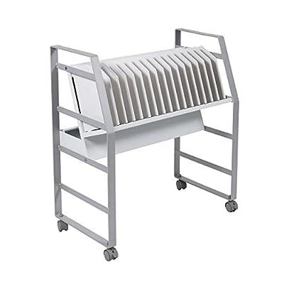 16 Tablet/Chromebook Open Charging Cart