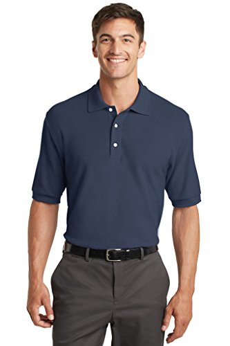Big Mens 100  Pima Cotton Polo Sport Shirt