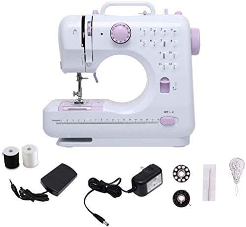 Mini máquina de coser portátil, Maquina de Coser Electrica, 12 ...