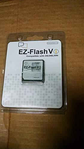 EZ-Flash Vi COMPATIBLE WITH DS DSL DSI NEW