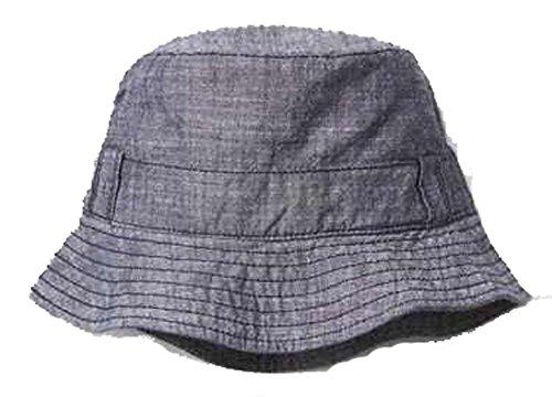 baby-gap-toddler-boys-blue-chambray-denim-bucket-hat-s-m