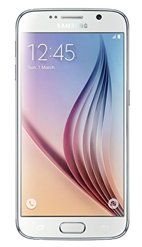 Samsung Galaxy S6 SM-G920V 32GB White Smartphone for Verizon (Renewed)