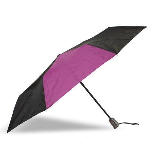 Isotoner Paraguas Paraguas X-TRA sólido apertura/cierre automático para mujer Multico passion: Amazon.es: Ropa y accesorios