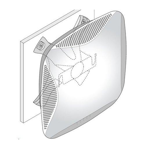 Aruba 220 Series Ap Mount Kit Contains One Flat-Surface Wall/Ceiling Mount Brack