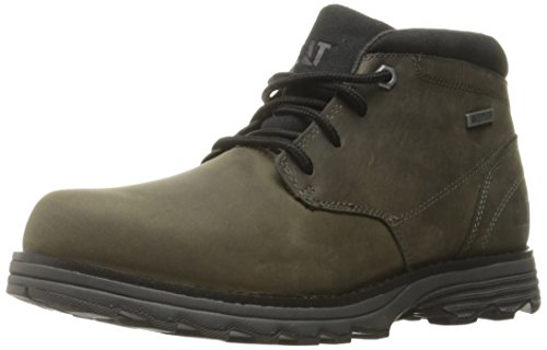 Caterpillar Men's Elude Waterproof Chukka Boot, Bungee Cord, 8.5 M US