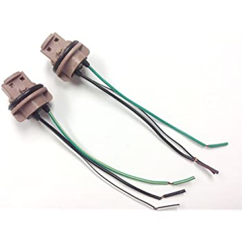 41tYdtPi41L._SL500_AC_SS350_ amazon com ijdmtoy 7440 7443 wiring harness sockets for led bulbs Wiring Harness Diagram at n-0.co