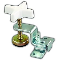 JR Products 20785 Zinc Fold-Out Bunk Clamp