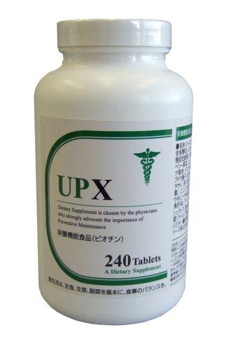 バイタルケアーズ UPX(ダグラス ウルトラプリペンティブ)ⅹ 240粒 B001OW65KW   1個