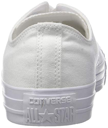 Unisex Converse Erwachsene Leather Weiss Taylor Adulte All Mono Ox Sneaker Chuck Star 15460 4xwa4rzq