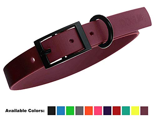41tYeWyZECL - Biothane Waterproof Dog Collar