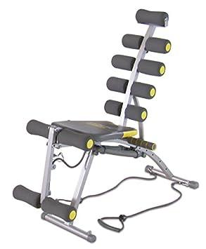 Rock Gym 6in1 aparato de ejercicios- el Rockgym original: Amazon.es: Deportes y aire libre