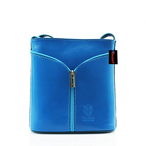 Leather Callie Lock Key Cube Bag And Blue Clear UpPxqw7tpH
