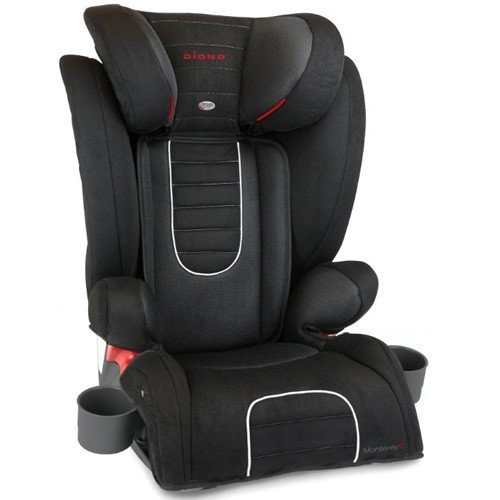 Diono Monterey 2 Expandable Group 2/3 Booster Car Seat