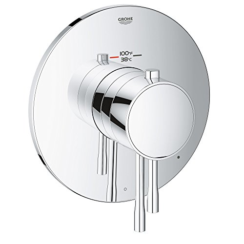 Essence New 2-Handle Single Function Thermostatic Trim With Control ()