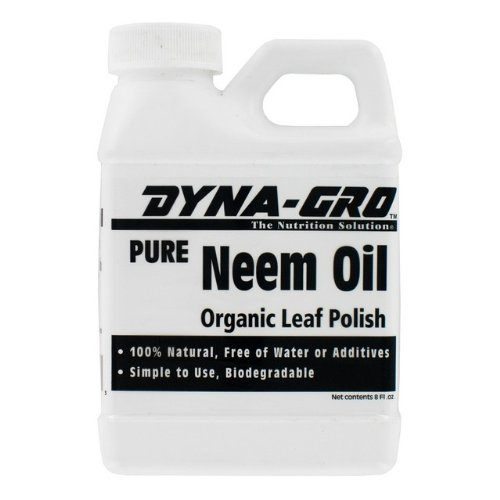 - 8 Oz Dyna-Gro Pure Neem Oil Sold in packs of 12