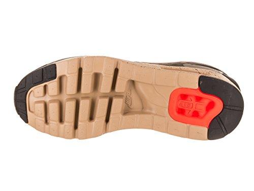 Nike Men's Air Max Zero SE Running Shoe Velvet/Brown/Dusty/Peach sale brand new unisex Lp9Sj