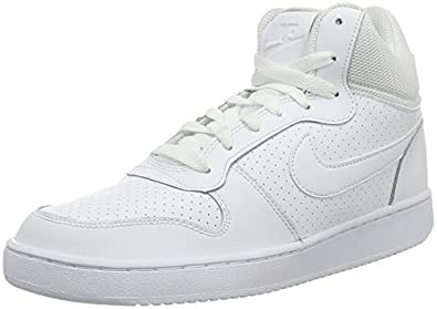 NIKE Damen Court Borough Mid Hohe Sneaker  Amazon.de  Schuhe ... 8bcd1b07b4
