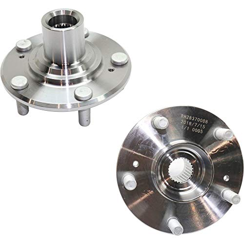 Wheel Hub Assembly for Honda Civic 06-11 Front Right or Left Set of 2