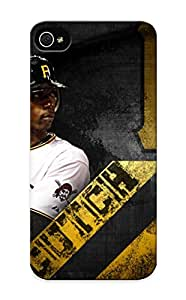 Hot AXxcEs-1305-HniJQ Case Cover Protector For Iphone 5/5s- Pittsburgh Pirates / Special Gift For Lovers