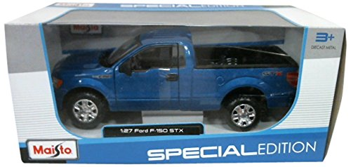 Maisto 1:27 Scale 2010 Ford F-150 STX Diecast Vehicle (Colors May Vary)