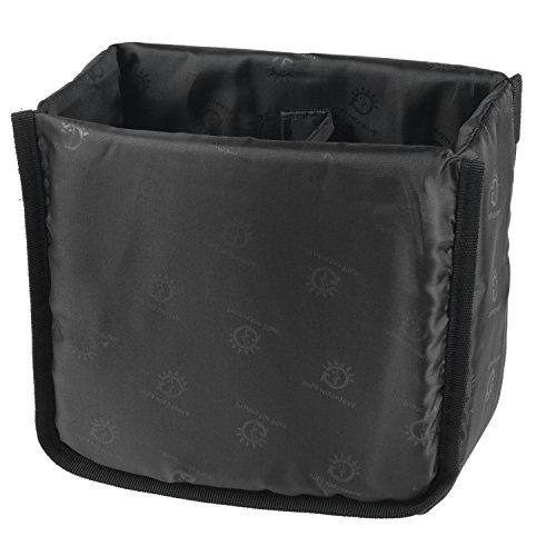 ArcEnCiel Camera Insert bag for all DSLR SLR Cameras (Black)