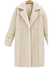 Amazon.com: Ivory - Wool & Blends / Wool & Pea Coats: Clothing, Shoes & Jewelry