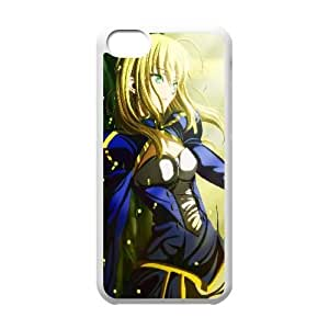 iphone5c phone cases White Fate Stay Night fashion cell phone cases HYTE5042458