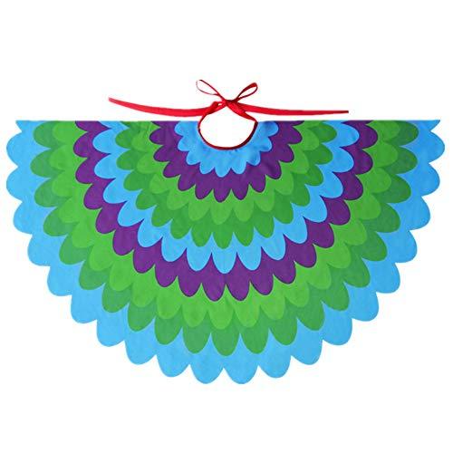 Rio Bird Costume (Starkma Bird Fairy Peacock Wings Costume for Kids)