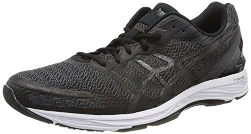 Asics Gel-DS Trainer 22, Scarpe Running Uomo, Nero (Black/Phantom/White), 39 EU