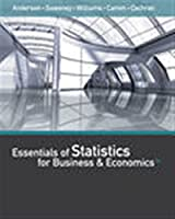 Essentials of Statistics for Business and Economics (with XLSTAT Printed Access Card)