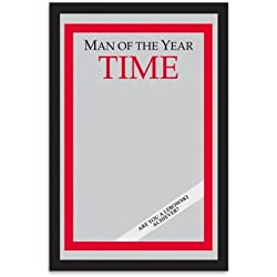 """The Big Lebowski - Time: Man Of The Year Bar Mirror (Size: 9"""" x 12"""")"""