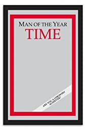 The Big Lebowski - Time: Man Of The Year Bar Mirror (Size: 9\