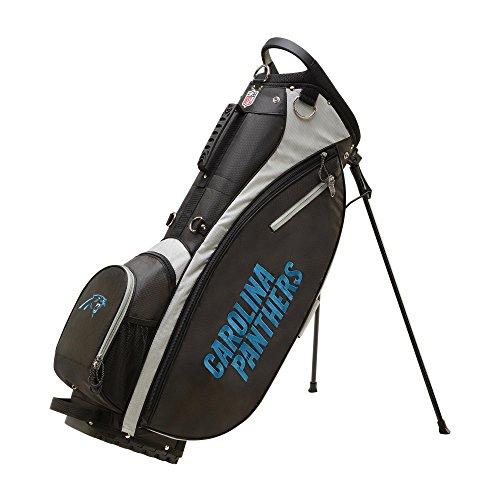 Wilson 2018 NFL Carry Golf Bag, Carolina ()