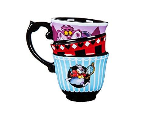 Alice Wonderland Cheshire Cat - Alice in Wonderland Teacup Mug
