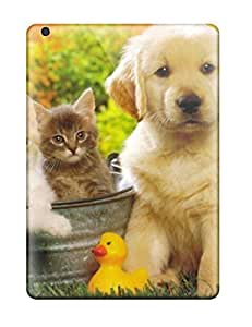 Air Scratch-proof Protection Case Cover For Ipad/ Hot Puppy Dog Animal Free Phone Case