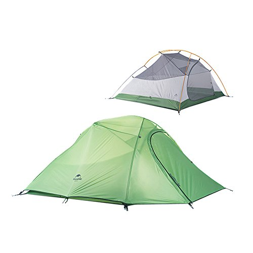 Naturehike 3 Person Ultralight Tent Camping Double Layer Ten