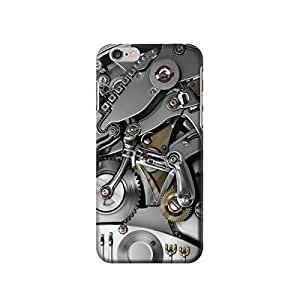 "Clock Mechanism inches iphone 5C Case,fashion design image custom iphone 5C inches case,durable iphone 5C hard 3D case cover for iphone 5C "", iphone 5C Full Wrap Case"