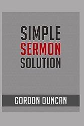 Simple Sermon Solution