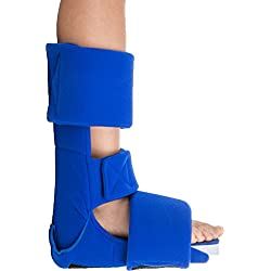ProCare ProWedge Plantar Fasciitis Night Splint, Medium (Shoe Size: Men's 6.5 - 9.5 / Women's 7 - 10)