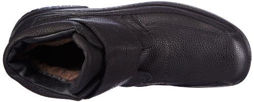 Jomos Feetback 9 - Biker Boots de cuero hombre negro - negro