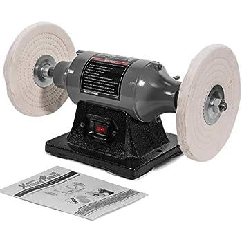 Benchtop Buffer Ironton 8in 3//4 HP 3450 RPM 110V
