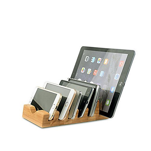 SHRMIA Charging Organizer Included Smartphones