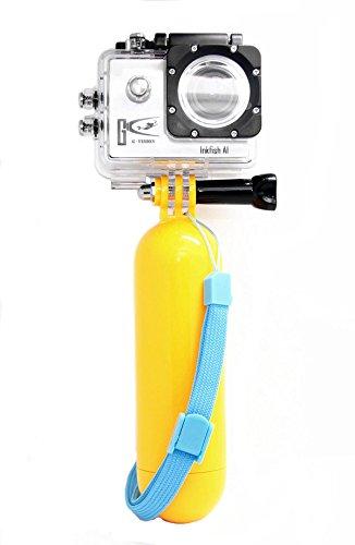 Yellow Floating Handle Tripod Adjustable product image