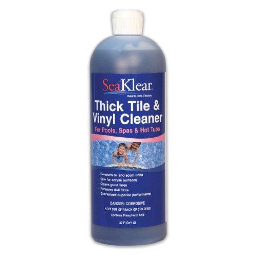 SeaKlear Thick Tile & Vinyl Cleaner, 1 Quart Bottle