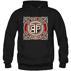 Women's the Band Perry Tour 2013 Long Sleeve Sweatshirts Hoodie XL Black