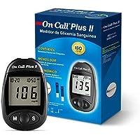 Medidor de Glicemia Sanguínea On Call Plus II
