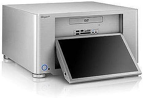 OrigenAE S21T HTPC Plata - Caja de Ordenador (HTPC, PC, Aluminio, Plata, ATX,Micro ATX,Mini-ITX, 92 mm): Amazon.es: Informática