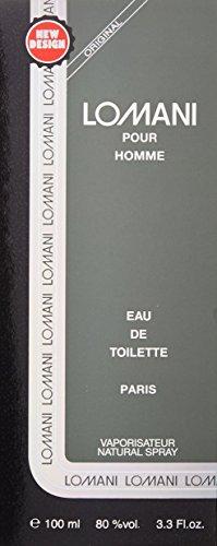 037361000059 - Lomani By Lomani For Men, Eau De Toilette Spray, 3.3-Ounce Bottle carousel main 2