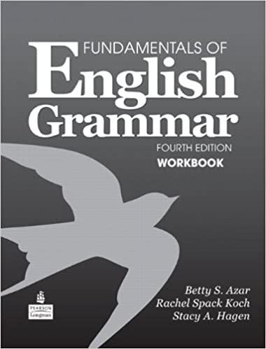 basic english grammar azar free