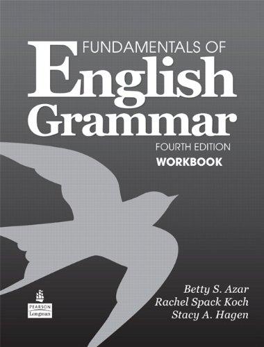 Fund.Of English Grammar Workbook